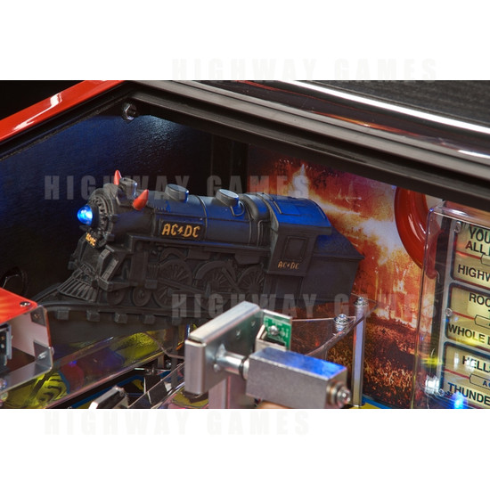 AC/DC Premium Pinball Machine - Screenshot 2