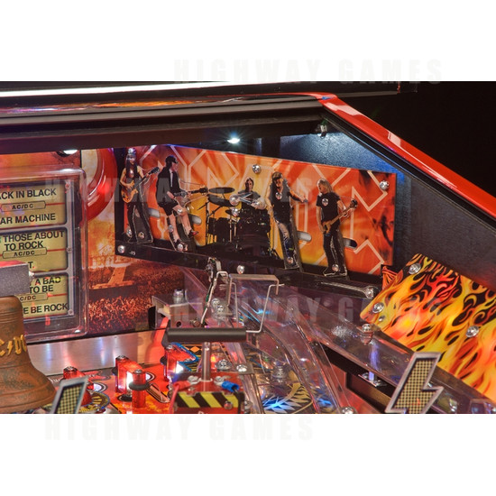 AC/DC Premium Pinball Machine - Screenshot 3