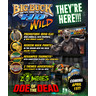 "Big Buck HD Wild 42"" Dedicated Mini Model Arcade Machine - Big Buck HD Wild 42"" Mini Arcade Machine Flyer"