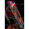 Black Knight: Sword of Rage Pinball Machine - Limited Edition Version - BKSOR Headbox Artwork