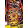 Black Knight: Sword of Rage Pinball Machine - Premium Version - BKSOR Playfield