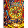 Black Knight: Sword of Rage Pinball Machine - Premium Version - BKSOR Playfield Close-up