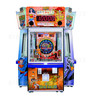 DC Superheroes 4 Player Ticket Pusher Machine - Wonder Woman design