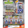 DC Superheroes 4 Player Ticket Pusher Machine - Flyer