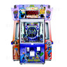 DC Superheroes 4 Player Ticket Pusher Machine