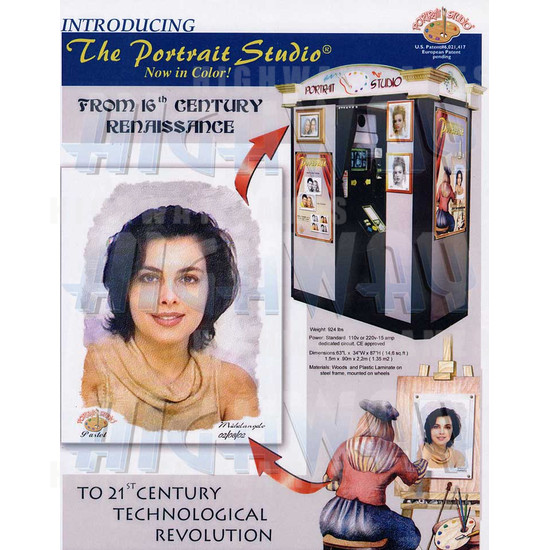 Fantasy entertainment photo booth — photo 1