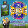 Golden Tee LIVE 2015 Arcade Machine