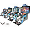 Gunslinger Stratos Arcade Machine - Gunslinger Stratos Cabinets (4 linked)