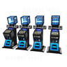 Jubeat Arcade Machine - Linked Cabinets