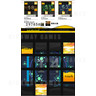 Jubeat Knit Arcade Machine