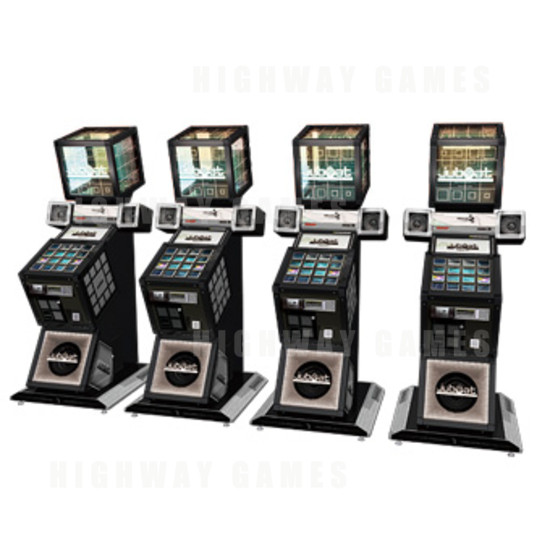 Jubeat Saucer Music Arcade Machine - Jubeat Saucer Music Arcade Machine