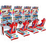 Mario Kart GP DX (3) Twin Arcade Machine - 2 Twin Units Linked