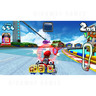 Mario Kart GP DX (3) Twin Arcade Machine - Screenshot 3