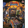 Medieval Madness Remake Standard Pinball Machine - Medieval Madness Remake Standard Pinball Machine Flyer