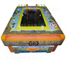 Mermaids Lagoon Ticket Redemption Arcade Machine - Top View