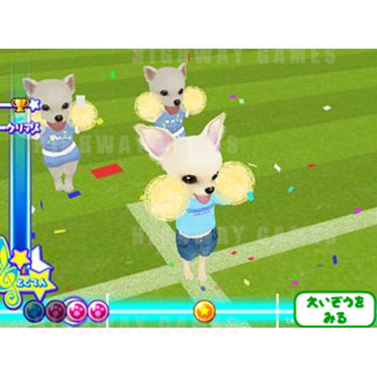 Moni Tertainment Music Channel (Idol Puppy) - Screenshot