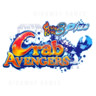 Ocean King 3: Crab Avengers Arcade Fish Machine - 8 players