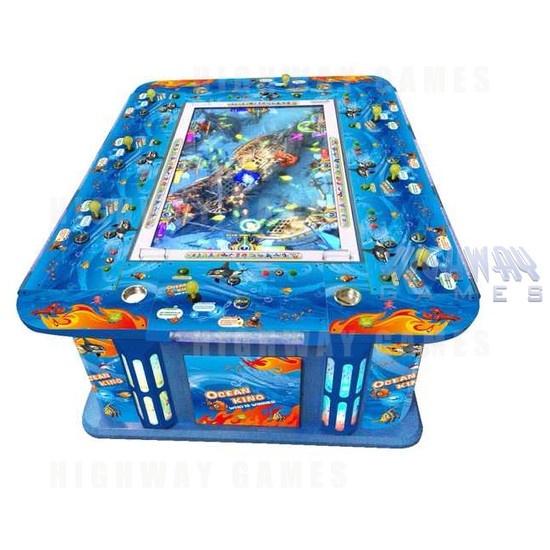 Ocean King 8 Player Arcade Machine - Ocean King 8 Player Arcade Machine