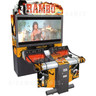 "Rambo DX 55"" Arcade Shooting Machine - Cabinet"