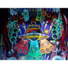 Revenge from Mars Pinball (1999) - Middle (Playfield)