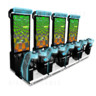 Rhythmvaders EX Arcade Machine