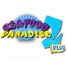 Seafood Paradise 2 Plus 8 Player Arcade Machine - Seafood Paradise 2 Plus Logo