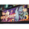 SKYCURSER Shooter Arcade Game - Cabinet header