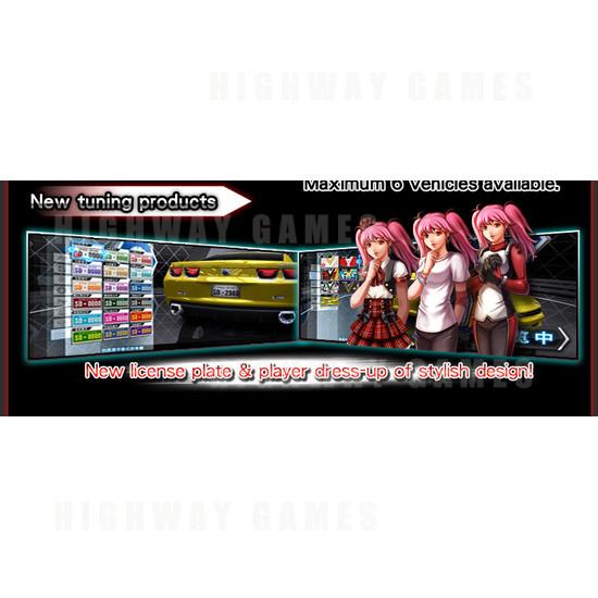 Arcade Driving School >> Speed Driver 4 World Fever Arcade Driving Machine Screenshot 4