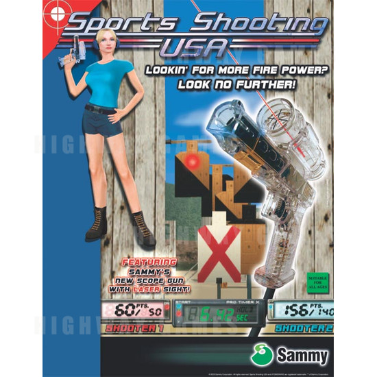 Sports Shooting USA - Brochure Front