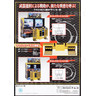 Time Crisis 3 SD (Japan Model) Arcade Machine - Brochure Back