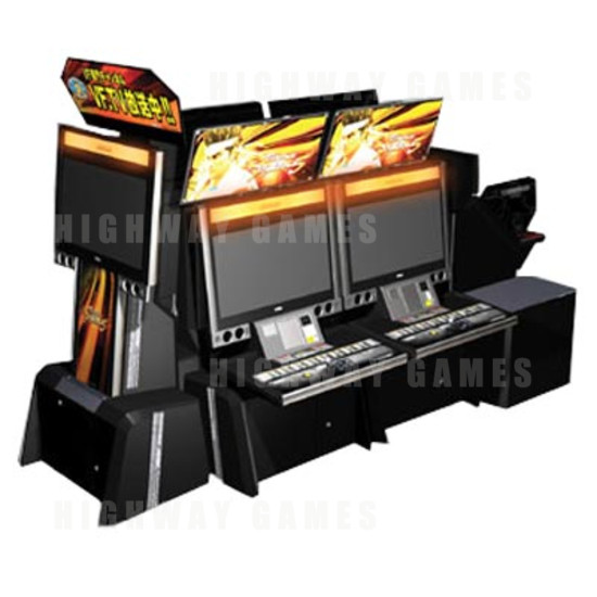 Virtua Fighter 5 - Linked Cabinets