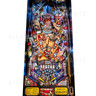The Walking Dead Pro Pinball Machine - Playfield