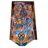 X-Men Limited Edition (LE) Pinball Machine - Playfield