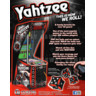 Yahtzee Arcade Machine - Yahtzee Arcade Machine Flyer