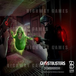 The VOID Ghostbuster Virtual Reality Attraction Wins Over New York