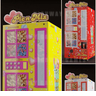 Candy coloured PICnMIX cabinets in time for Easter