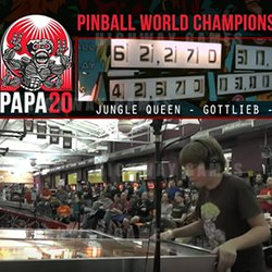 Escher Lefkoff, 13, wins pinball world championship