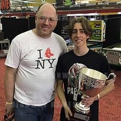Australian Jordan Tredaway, 16, claims PAPA 20 Division B title