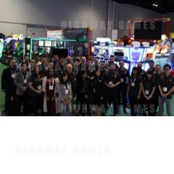 Bandai Namco Goes Big at IAAPA