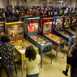 7th Annual Golden State Pinball Festival Raises Funds for Charity