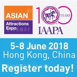 Asian Attractions Expo 2018 Marks Successful Event in Hong Kong, China with 393 companies on showcase