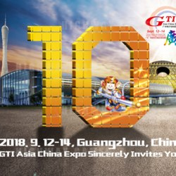 GTI Invites You To Participate in the 10th Edition of the GTI Asia China Expo