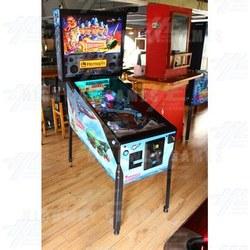 Thunderbirds Pinball to Appear at the Australasian Gaming Expo