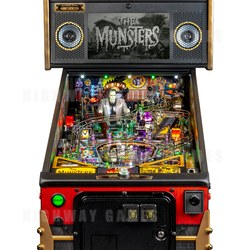 Stern Releases The Munsters Pinball Machine as its First Pin of 2019