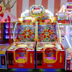 Hoopla is the Latest Carnival Classic Redemption Game from Sega and ICE