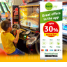 Harry Levy Arcades Go Cashless with Kwikpay