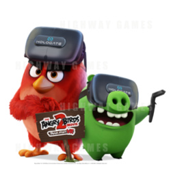 Angry Birds VR to feature at Gamescom 2019