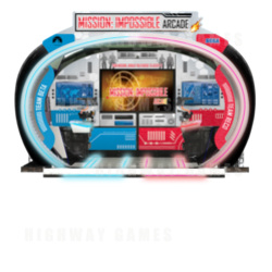 SEGA Announces The Launch of Mission: Impossible Arcade at IAAPA