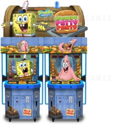 We're Still Cooking! Andamiro announces Krabby Patty Party whacker game for arcades