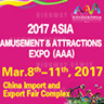 Asia Amusement & Attractions (AAA) Expo 2017